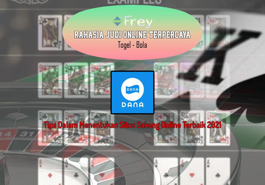 Sakong Online - Bongkar Rahasia Bola Dan Togel Judi Online Indonesia