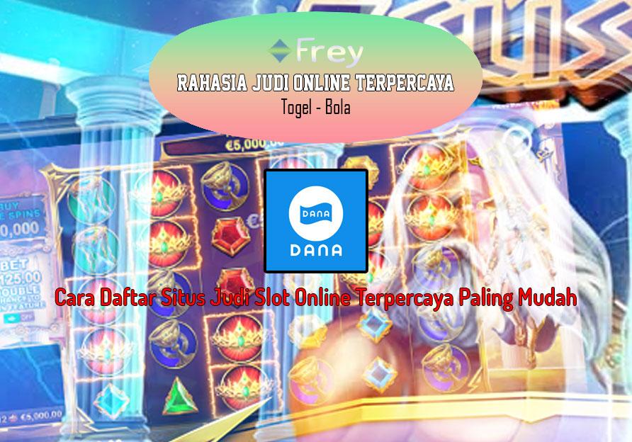 Daftar Situs Judi Slot Online Terpercaya - Untuk Bermain Game Slot